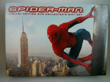 Spider-Man (2002, Collector's Giftset No DVD) Wal- Mart Exclusive Comic Comics
