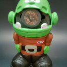 Little Tikes FRANKENSTEIN'S MONSTER Toy FLASHLIGHT Halloween ROARS - Good Used