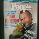 People Magazine June 18,1990 Tommy Page,The Haunting Last Days of Jim Henson