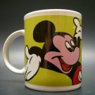 Team Mickey Base-Ball Mug Mouse Disney Coffee Tea