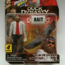 NEW A&E Duck Dynasty WILLIE Action Figure w/ Duck Call, Bait Box and Duck SEALED