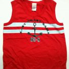EUC Gymboree Boys Sleeveless Shirt Tank Top SIZE 5  Red, EAST COAST SAILS - Nice