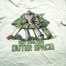 Gymboree Boys SZ 4 They Came From Outer Space Layered Look T-Shirt Long Sleeve