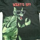Gymboree Boys SZ 4 Whats Up Funny Monster Layered Look T-Shirt NWT Long Sleeve