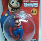 Popco Super Mario Action Figure NIP On Card Variant rare Missing Fist Series 1