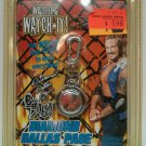 Watch-It! WCW DDP Diamond Dallas Page Clip Watch, Brand New & Sealed