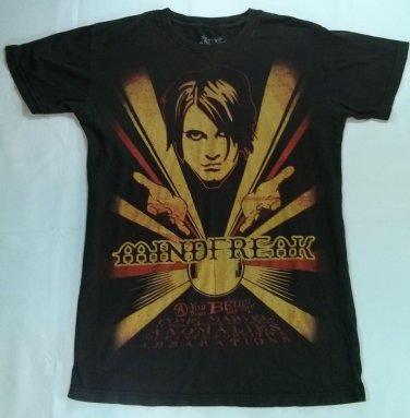 Chris Angel Mind Freak Mindfreak Brown T Shirt S Small You Wont Believe Your Eye