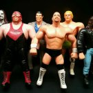 Lot Of 15 Just Toys Bend Ems Em Attitude WWF WWE Wrestling Figures Bend Bendy