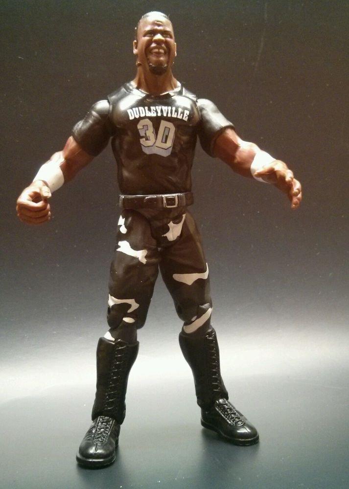 Lot Of 8 Jakks Pacific Attitude WWF WWE Wrestling Figures Titan Tron