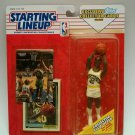 STARTING LINEUP NBA 1993 SHAWN KEMP SONICS FIGURE W/ TOPPS CARDS NIP