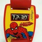Spider Man Buddy L Toy Watch 1985 Red Amazing Marvel