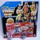 WWF hasbro Mini Wreslers Royal Rumble Figures BUSHWHACKERS BEEFCAKE GREG HAMMER