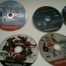 BUNDLE/LOT PS2: Kingdom Hearts Marvel Spider Man Star Wars Wolverine Ace Combat