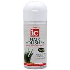 Hair polish
