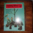 Vintage Spinning Wheel Magazine October 1974