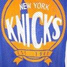 NEW SZ XL NEW YORK KNICKS BLUE NBA ATHLETIC MESH JERSEY TANK TOP MENS SHIRT
