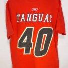 NEW SIZE L NHL ALEX TANGUAY COLORADO AVALANCHE HOCKEY CLUB  MENS SHIRT