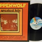 1980 STEPPENWOLF 16 GREATEST HITS MUSIC VINYL RECORD LP ALBUM 33RPM MCA 1599 ROCK EXCELLENT COND