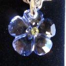 Swarovski Arctic Flower Pendant Necklace New 1062802 FREE SHIPPING!!!