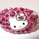 Swarovski Small Hello Kitty Chic Ring 1175741 Size 52 (EU) Size 6 (US)