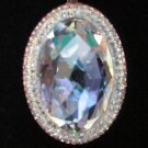 Swarovski Vita Crystal Moonlight Pendant Necklace BNIB 5028270