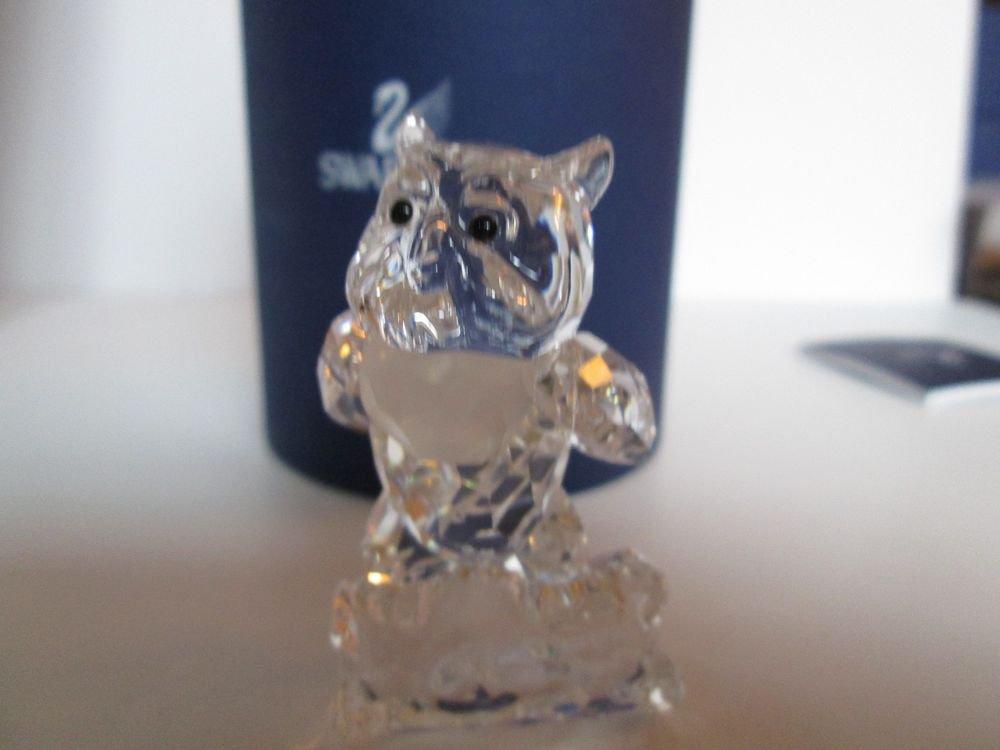 Swarovski Disney Collection Bambi Movie Friend Owl Crystal BNIB 943953 Retired