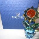 Swarovski Crystal Happy Flower Sunflower 5076632 New Retired 663148