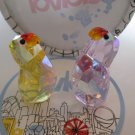 Swarovski Figurine Broadway Birds Jim & Jess 1129629 LovLots BNIB! Retired!