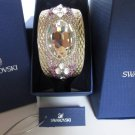 Swarovski Trema Crystal Bangle Bracelet 1181265 Medium BNIB