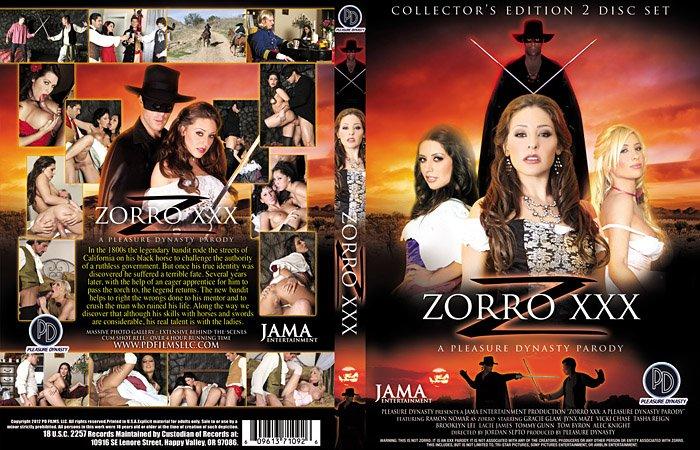 Zorro XXX ( 2 Disc Collector's Edition)