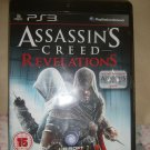 PS3 - Assassins Creed Revelations - Playstation 3 Game w/booklet