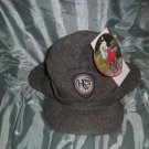 Horseware - Grey  - 100% Acrylic - Peaked Hunter Hat - New with tags
