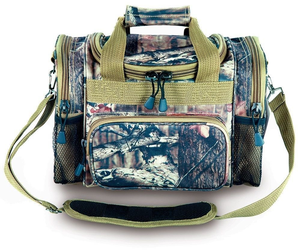 14'' Camo Duffle Bag Travel Overnite Hunting Camping Gym Duffel Tote Gear Pack