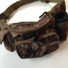 Mossy Oak Camouflage Hunting Fishing Pack Fanny Waist Tote Hip Bag Storage NEW
