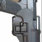Blackhawk Serpa Paddle Holster Glock 26/27/33 Fit Rh Serpa CQC Black Matte