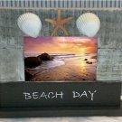 Beach theme storage box & picture frame