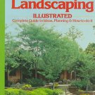 Landscaping Illustrated and The New American Landscape Gardener - 2 book set