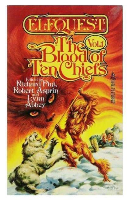 Elfquest: The Blood of Ten Chiefs Volume 1