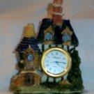 Miniature Bavarian Timberframe clock