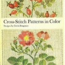 Cross-Stitch Patterns in Color (Paperback)