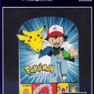 Vintage 1999 Pokemon Stand-Up Centerpiece Mint in Package