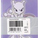Pokemon Mewtwo purple stickers 1999 mint in package