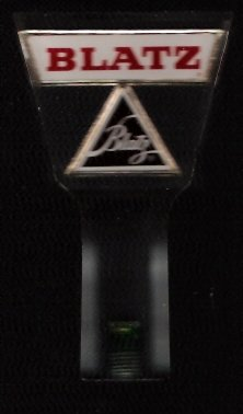 Blatz Beer Glass Tap 1990s New, Unused in Package