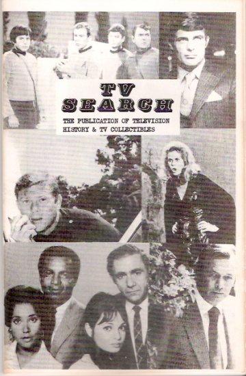 TV Search Magazine 1982 Edition Pre-National TV Guides Article American Graffiti