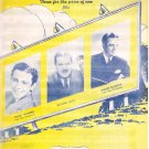 My Heart Is Always With You Baron Elliott Babe Rhodes Wayne Cody Big Band Sheet Music