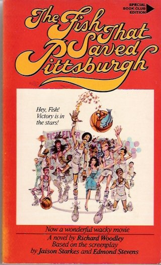The Fish That Saved Pittsburgh Sports Movie Tie-In Paperback