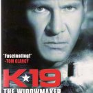 K-19 The Widowmaker Harrison Ford 2002 Movie Press Kit