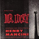 Mr. Lucky TV Series LP Album Henry Mancini Soundtrack 1960