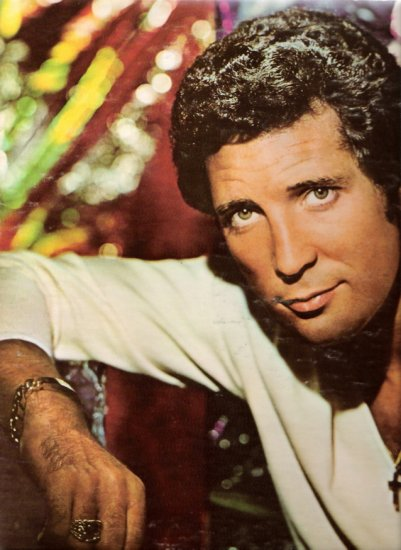 Tom Jones Debut LP Album Parrot Label