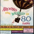 Michael Todd's Around the World in 80 Days 1956 Hardcover Movie Almanac Shirley MacLaine David Niven